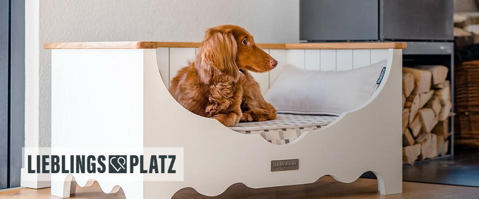 Lieblings-Platz - Hersteller für luxuriöse Haustier-Möbel