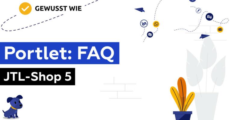 FAQ-Portlet im JTL-Shop 5 - mehr tun für SEO