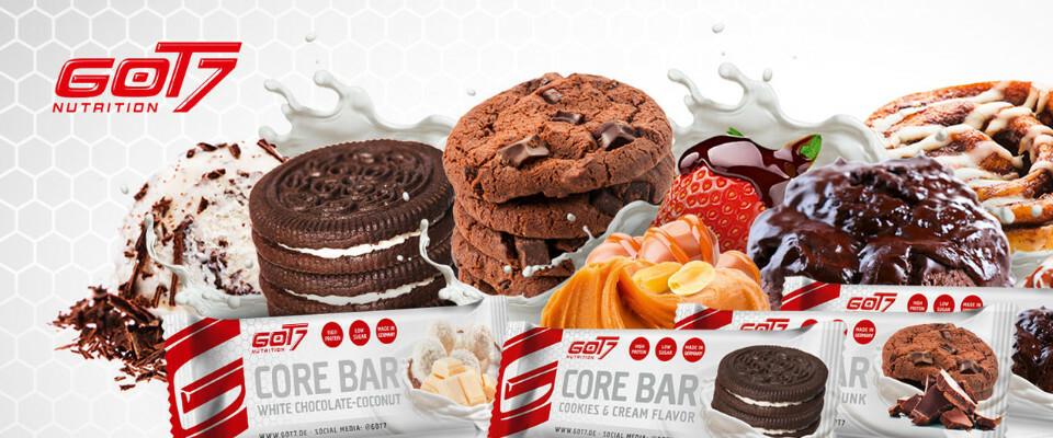 Got7 Nutrition - Ein junges innovatives Brand aus Deutschland