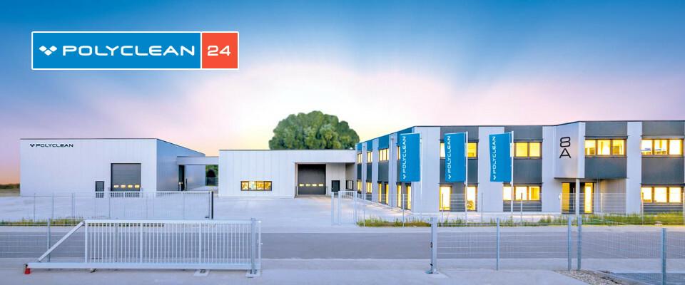Polyclean24 - Europas führender Hersteller von Innovativen Reinigungsprodukten