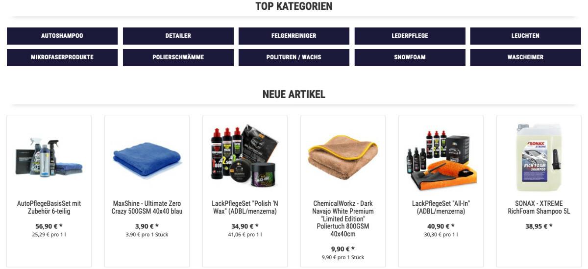 Dukano24 Topkategorien