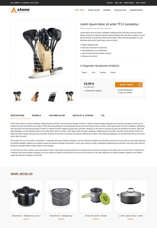 Astone Ebay Vorlage Fur Jtl Wawi